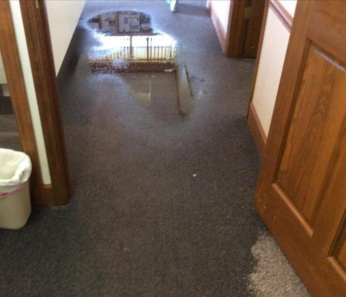 Water Damage in Lake Wales, FL  Before