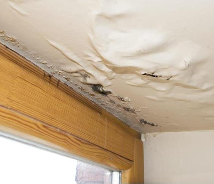 Water Damage in Your Ceiling
